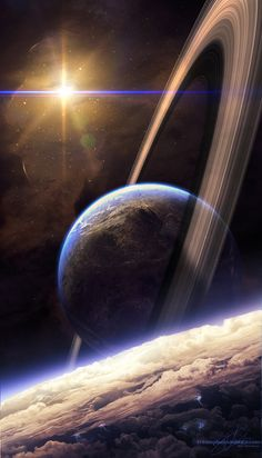 Image represents a futuristic feeling or mood associated with the relaxing and healing aura of our universe..