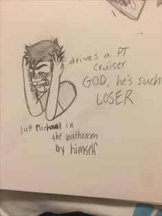 GOD HES SUCH A LOSER Im Just Michael In The Bathroom At A Party - Michael in the bathroom lyrics