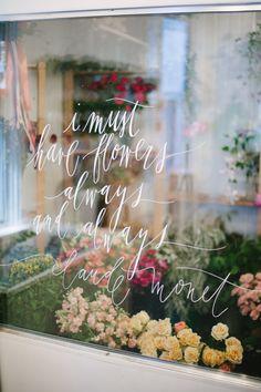Photography: Heidi Lau - heidilau.ca Read More: http://www.stylemepretty.com/living/2014/09/03/behind-the-scenes-sweet-woodruff/