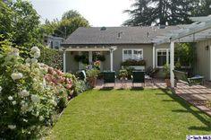 House in La Canada Flintridge, CA 91011 - 3 baths Interior Design Work, Beautiful Homes, Backyard, Bath, Plants, House, Gardening, Ideas, House Of Beauty