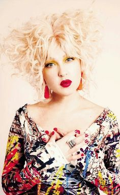 Cyndi Lauper Born: June 22, 1953 www.horoscopegangsta.com