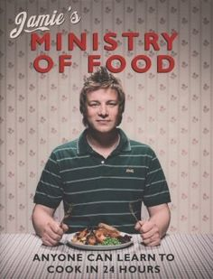 Jamie Oliver will teach you to cook from scratch in... Jamie's Ministry of Food Sixty years ago food was in short supply and malnutrition rates were high. The Ministry of Food was set up to teach the public how to make the best use of the food available to them. Fast forward to the present day, where we have unlimited choices and plenty of food, yet we're living in a world of junk food, additives and preservatives