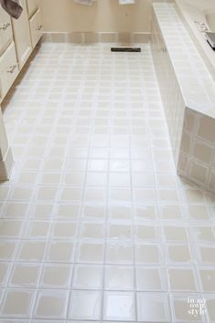 Oh Yes Definitely Doing This She Tells You How To Paint Grout - What to clean grout between tiles on floor