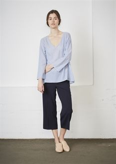 Show details for Ivy Trousers  - Navy
