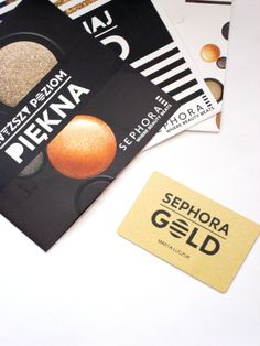 My gold card