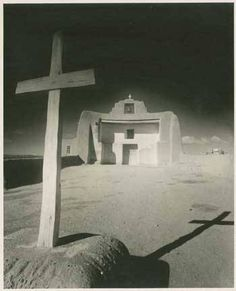 Mission church, Zia Pueblo, New Mexico :: Palace of the Governors Photo Archives Collection New Mexico Style, New Mexico Usa, Southwestern Art, Southwest Style, Historical Monuments, Historical Images, New Mexican, Land Of Enchantment, Old Churches
