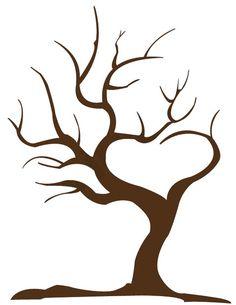 Tree Of Love Heart Tree Decal