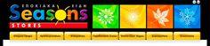 Banner Design, Ui Design, Header, Mockup, Banners, Seasons, Banner, Seasons Of The Year, Posters