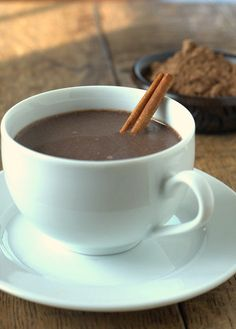 Creamy, Homemade Hot Cocoa Mix w/ Deliciously Organic's Carrie Vitt