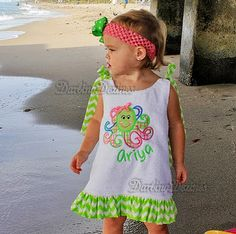 """""""Octopus Hugs"""" Swim Suit Cover for Beach/Pool. Perfect for summer!"""