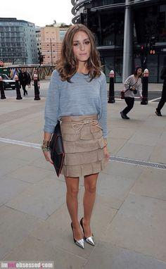 Olivia Palermo- skirt