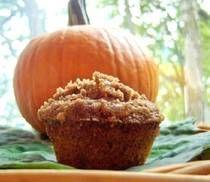 Gluten and Dairy Free PumpkinMuffins