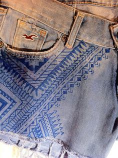 sharpie jean shorts - Google Search