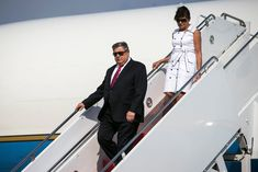 Questions Swirl as Melania Trumps Parents Obtain Green Cards