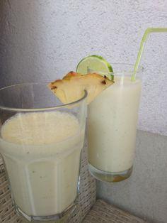 Fresh Tropical Shake