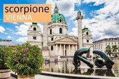 La città per lo Scorpione è VIENNA