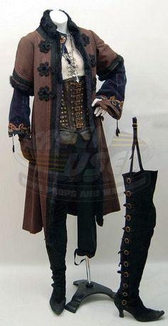 Porté par: Kate Beckinsale Personnage : Anna Valerious Dans: Van Helsing Tout au long du film, Anna V. porte cet ...