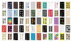 Pentagram's Michael Bierut on Poetry Foundation's new typography | Typeroom.eu