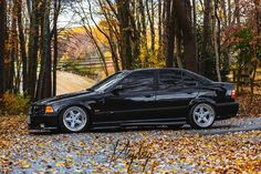Cool BMW m3 e36 sedan