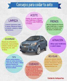 Cuidados del #auto