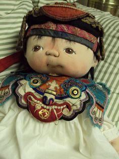 Jan Shackelford Doll