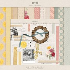 Sorriso by Paislee Press on Oscraps