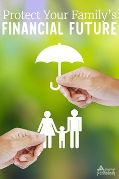 The last thing you want to think about when you have a new baby is your own death. But now that you are financially responsible for a child, it's time to think about it. Life for parents can help you protect your family's financial future - even