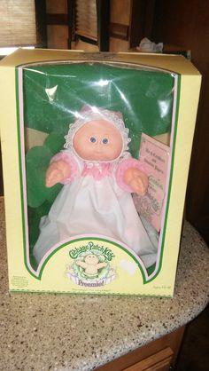 """PJs top+pants+booties TINY TRAINS for 12-14/"""" CPK Cabbage Patch Kids Preemie BBB"""