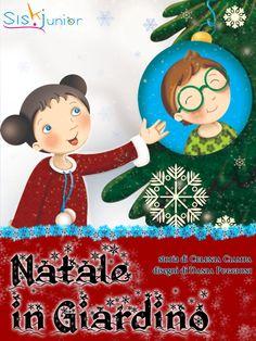 Natale in giardino di Celenia Ciampa, illustrazioni di Dania Puggioni