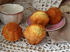 Muffin al cocco e limone veloci