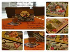 Atelier No 5 - Marcela - PicMonkey Collage - Souvenirs - 24 heures du scrap 2014 Tapas, Scrap, 6 Photos, Playing Cards, Collage, Atelier, Collages, Tat, Playing Card Games