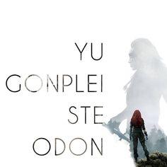 Yu gonplei ste odon.  #the100 #wanheda
