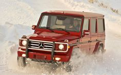 Take one part engine from the AMG sedan, one part G-Class retro SUV, and shake. Mercedes G Wagon, Mercedes Benz G Class, Mercedes Gl, G65 Amg, Mercedez Benz, Luxury Cars, Cool Cars, Dream Cars, Wheels