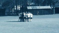 Praying before National Championship