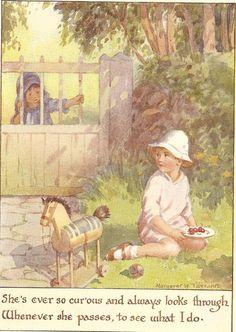 Vintage 1920's Margaret Tarrant Children's от printsandpastimes