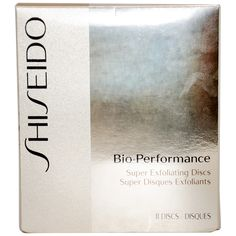 Shiseido Bio Performance 8 Super Exfoliating Discs