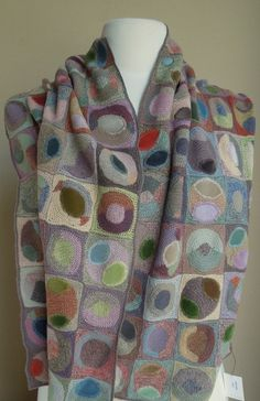 Sophie Digard crochet - wow! when will i be ready to make something like this? :)