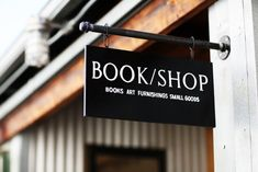 The New Bookstore Model: Book/Shop in Oakland, California - Remodelista Camping Photography, Mountain Photography, Up Book, Book Art, Café Bistro, Store Signage, California Camping, Oakland California, Miss Moss