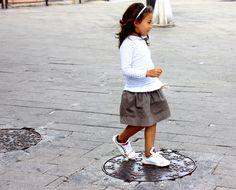 l'acquario di Genova con i bambini