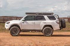 10 Lifted 5th Gen 4Runners that will Inspire Your 4Runner Build Lifted 4runner, Toyota 4runner Trd, Overland 4runner, Overland Gear, Toyota Lift, Black Rhino Wheels, Car Tent, Tacoma Truck, Custom Trucks