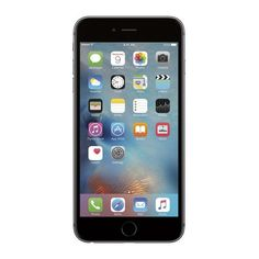 Apple iPhone 6S Plus (GSM Unlocked, Certified Refurbished) Smartphone
