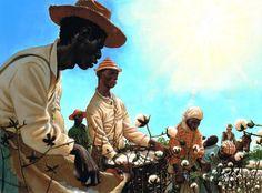 Exhibit of the Illustrations of 2012 Coretta Scott King Award-Winner KADIR NELSON