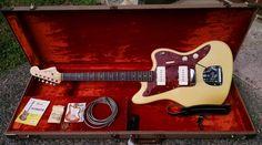Fender Jazzmaster 1962 Blond