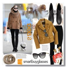 """SmartBuyGlasses-UK"" by bellamonica ❤ liked on Polyvore featuring Victoria Beckham, STELLA McCARTNEY, Old Navy, J.Crew, Versace, Ralph by Ralph Lauren and smartbuyglasses"