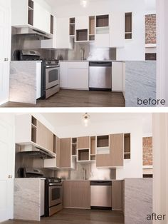 We posted recently about designing and constructing a small kitchen using the new IKEA SEKTION kitchen system.  There was a comparison of SEKTION vs. the ol