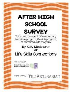 high school survey project ideas