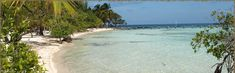 Coco Plum Island Resort in Belize - nice honeymoon all inclusive package, and vegan friendly