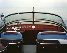 .i love the smell of a wood boat, it's kind of a cross between wood and varnish