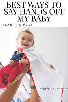 Step By Step Guide To Get People to Stay Away From The Baby! #baby #pregnant #parenting #momlife #motherhood #parentingtips citygirlgonemom.com