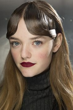 London Fashion Week AW16: The best backstage beauty so far